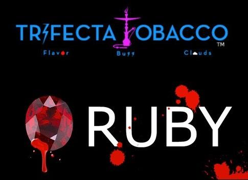 Trifecta Dark / Ruby(Melon系とCherry系のMixだが、全体として見るとどことなく香草系っぽい香り)