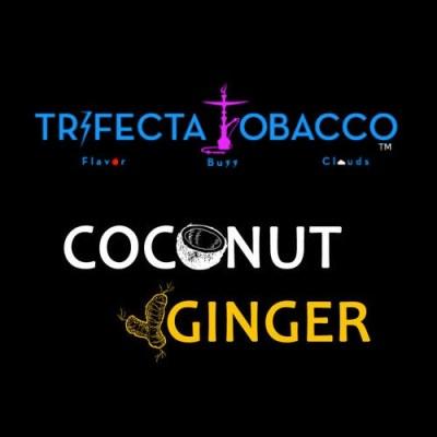 Trifecta Blonde / Coconut Ginger(マッタリした甘さがやや強めのCoconut系に、ほんのりとショウガっぽい香りのアクセント)