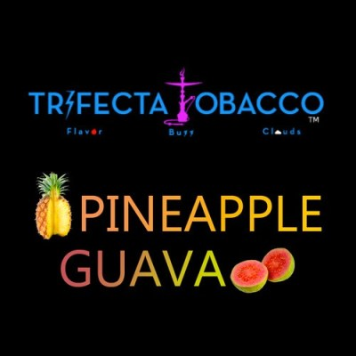 Trifecta Blonde / Pineapple Guava(Pineapple系:Guava系=2:1ぐらいのMix、無難に良く出来ている)