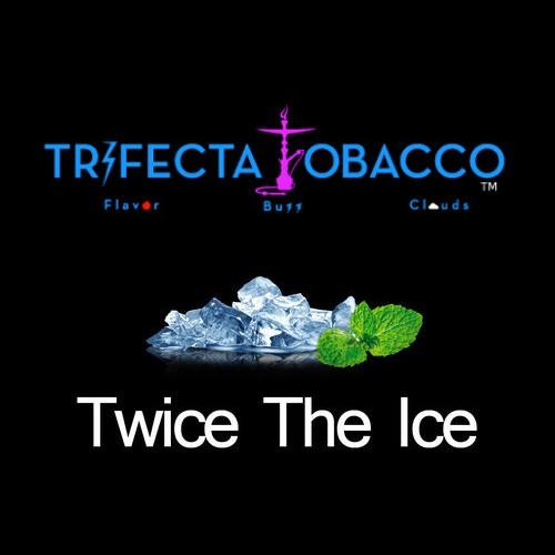 Trifecta Blonde / Twice the Ice(シャープで冷たい清涼感、丸みのある可愛らしい甘さが特徴)