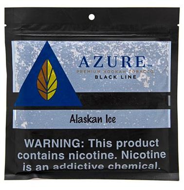 Azure Black / Alaskan Ice(純粋かつ非常に強烈な清涼感、AFBMのPolar Freezeと非常に似ている)
