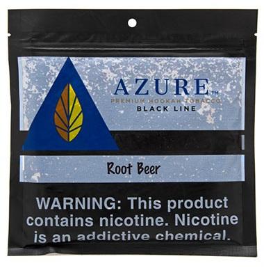 Azure Black / Root Beer(甘めのSpice系のMixに湿布っぽい香りの独特なキレ、確かにルートビアで納得の香り)