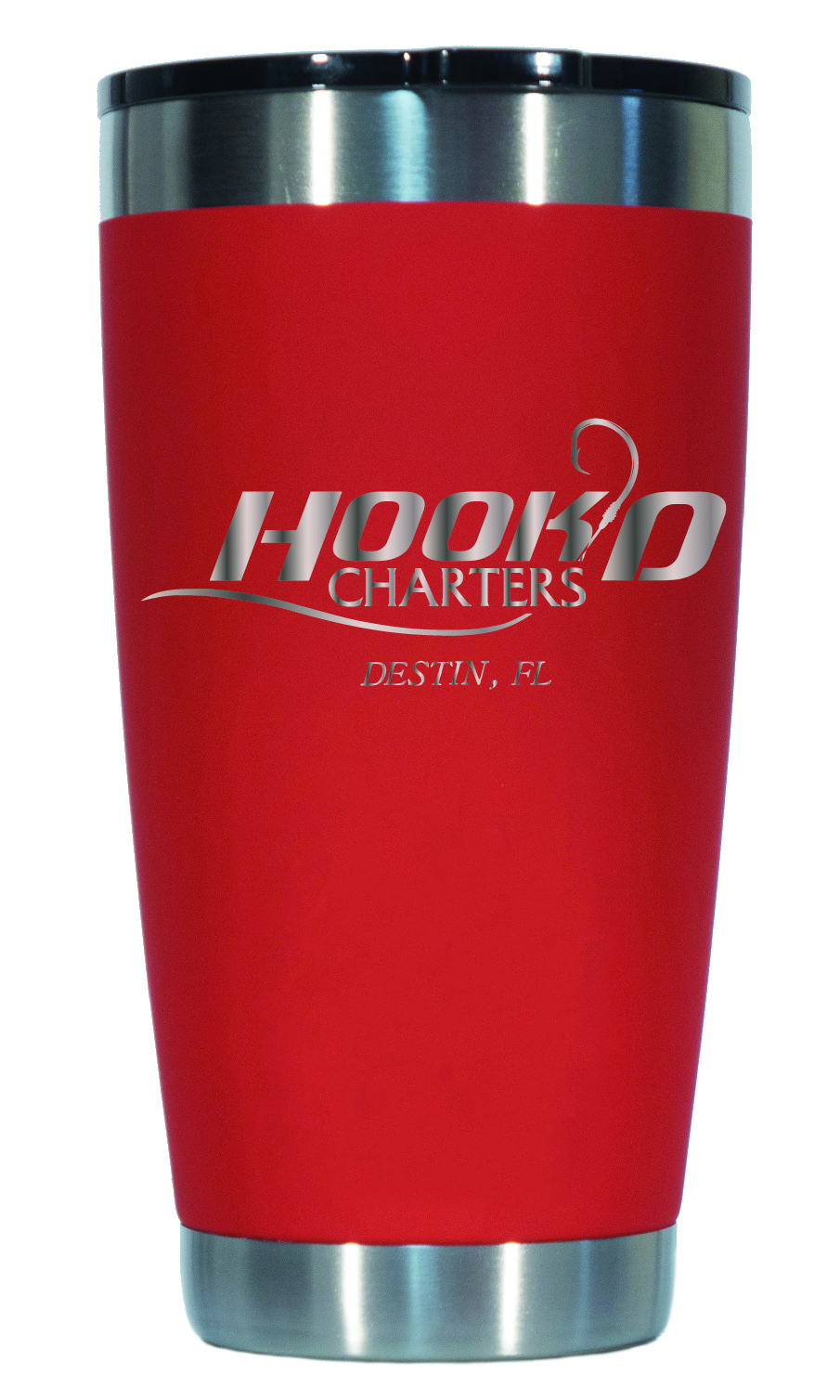 20oz Red Hook'D Tumbler