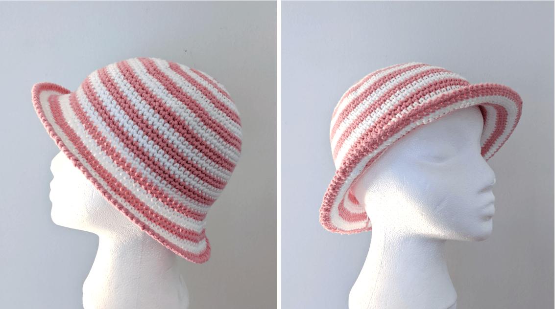 Aurinko Crochet Sunhat