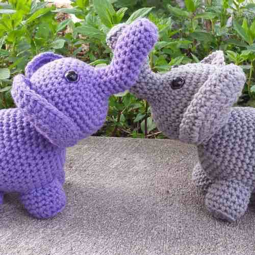Trumpeting Elephant Video Tutorial - Part 2: Body and Legs