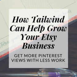 how tailwind can help you grow your etsy business | Hooked by Kati