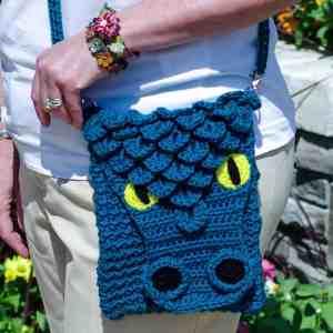 Dragon Egg Dice Bag | Dice bag, Crochet dragon, Bag pattern free | 300x300