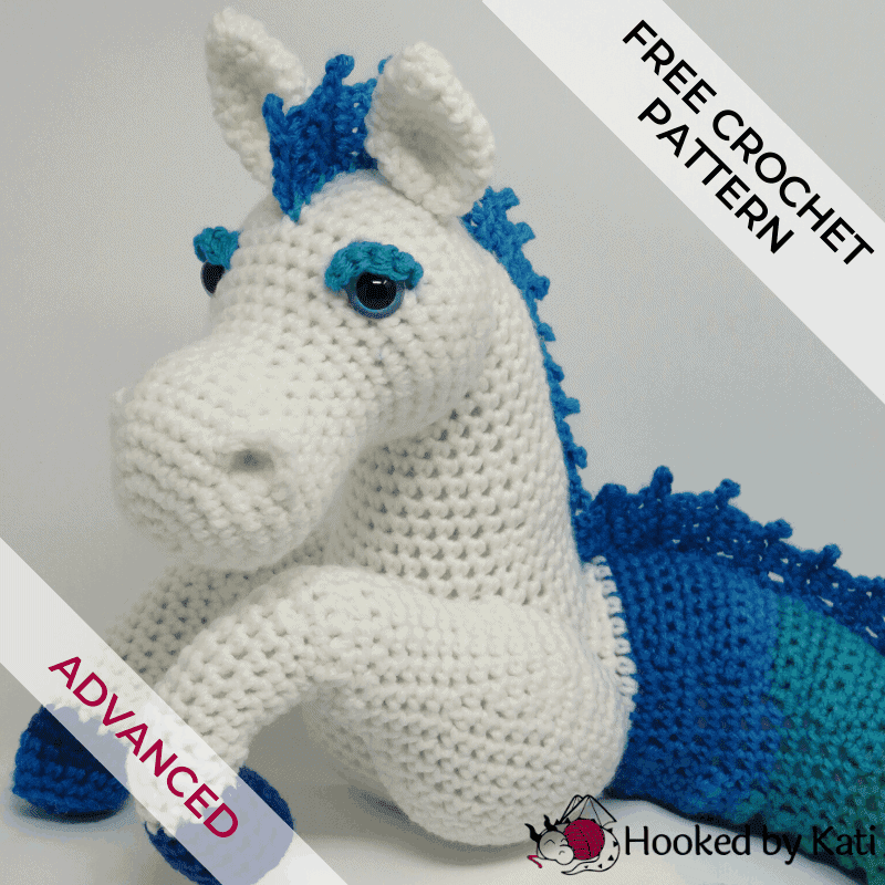 Amigurumi Crochet Horse Patterns - Amigurumi Patterns Tutorials | 800x800
