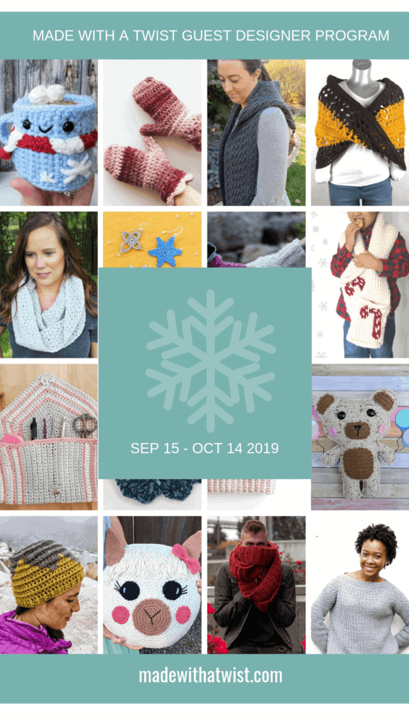 30 Days of Cozy crochet pattern collection! One pattern released each day, and a bundle of all 30 patterns offered at 90% retail price! Instant download! All your favorite designers in one place!