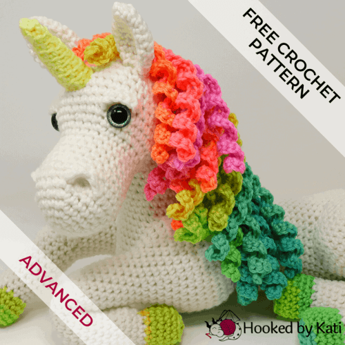 Unicorn Crochet Pattern Ideas You'll Love | The WHOot | 500x500