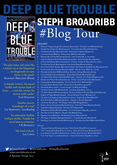 Deep Blue blog poster 2018