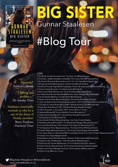 Big Sister blog poster 2018