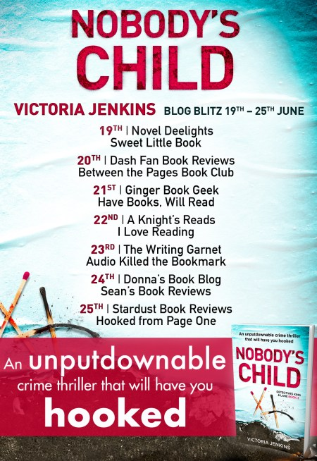 Nobody's Child - Blog Tour