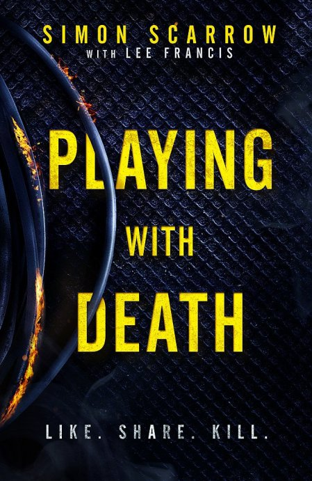 Playing With Death Cover