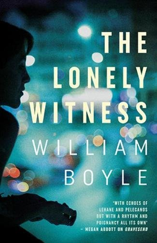 The Lonely Witness Cover THIS ONE