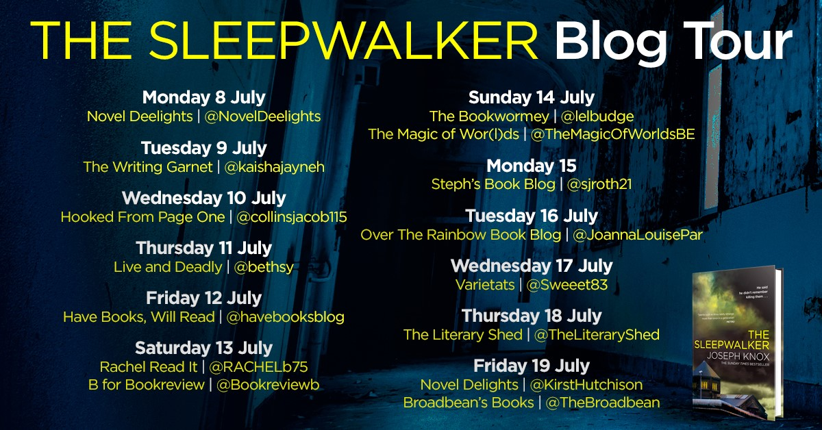 The Sleepwalker BT Poster