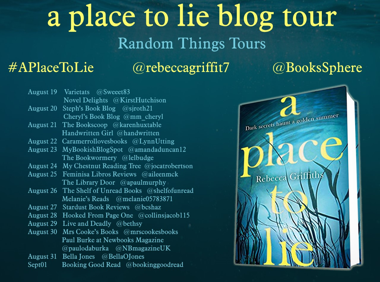 A Place To Lie BT Poster
