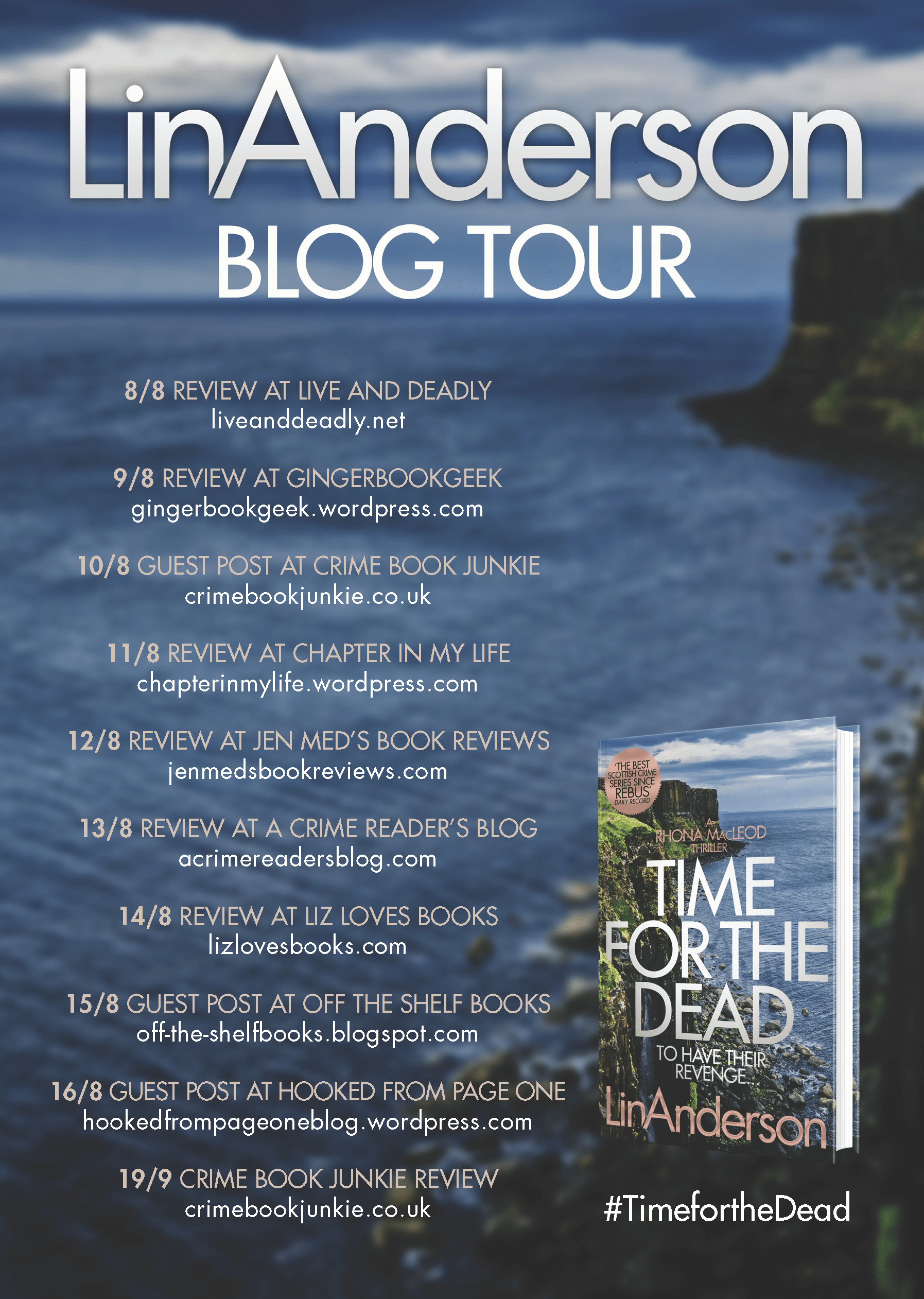 Time for the Dead_A5 Blog Tour Poster_v1