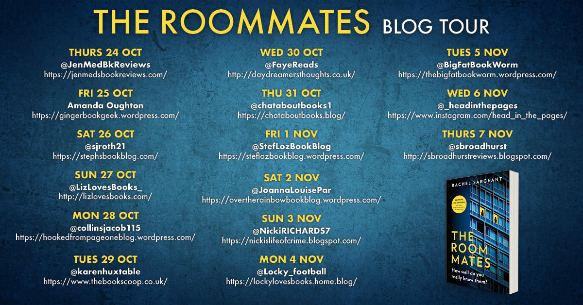 The Roommates Blog Tour Banner (2)