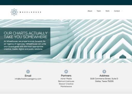 Wheelhouse Agency WordPress Website Customization