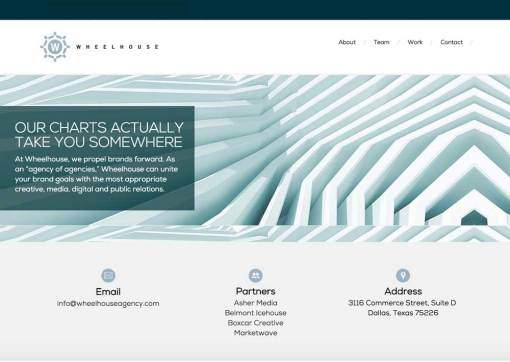 Wheelhouse Agency WordPress Website Customization