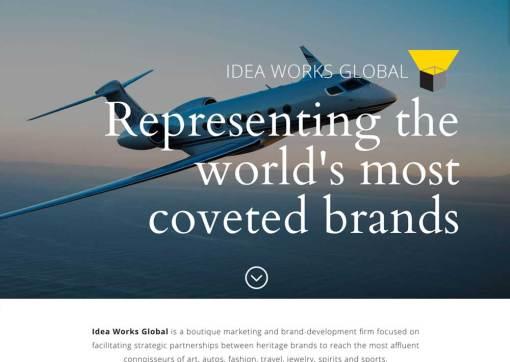 Idea Works Global – Website Redesign
