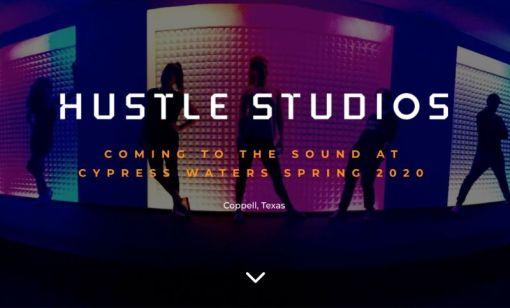 Hustle Studios | Website Creation