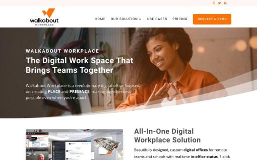 Walkabout   Website Redesign