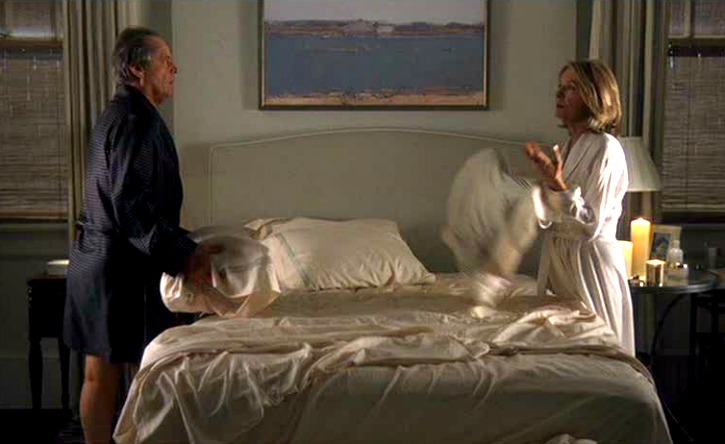 Somethings Gotta Give Ericas Bed Hooked On Houses
