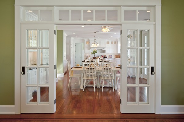 Kitchen Painted Sherwin Williams Sprout French Doors Hooked On Houses