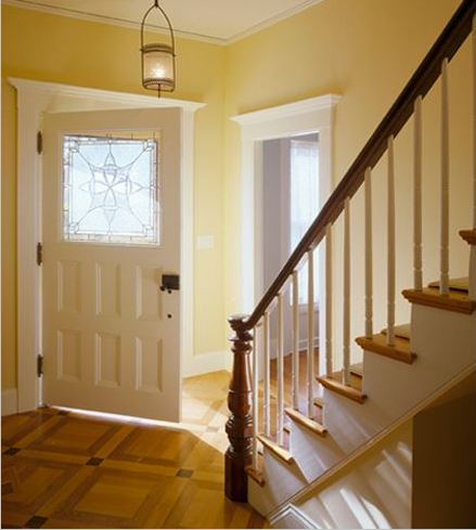 The Moorings Remodel Staircase Hooked On Houses