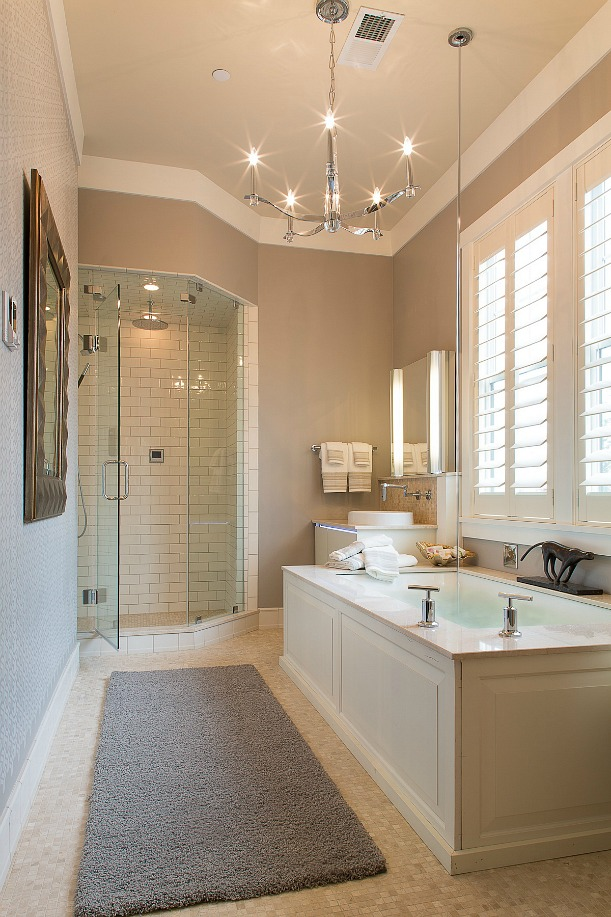 Westchester Magazines American Dream Home Bathroom Hooked On Houses