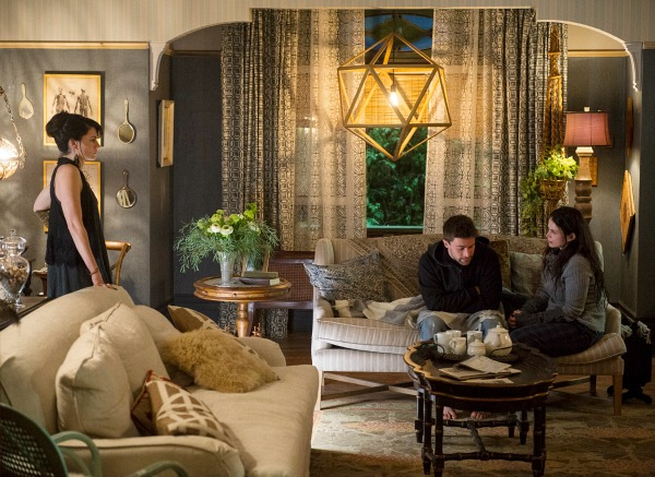 Inside The Red Victorian House On The TV Show Witches Of