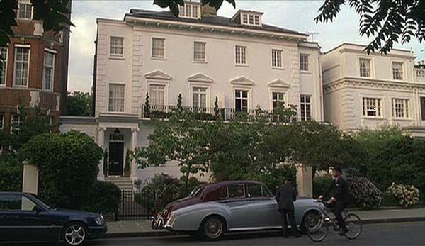 For Sale The London House From The Parent Trap Movie