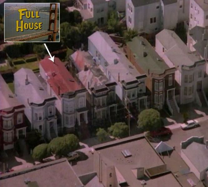 The Full House Victorian Is On