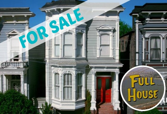 The Full House Victorian In San