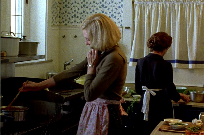 kitchen in the movie Carol