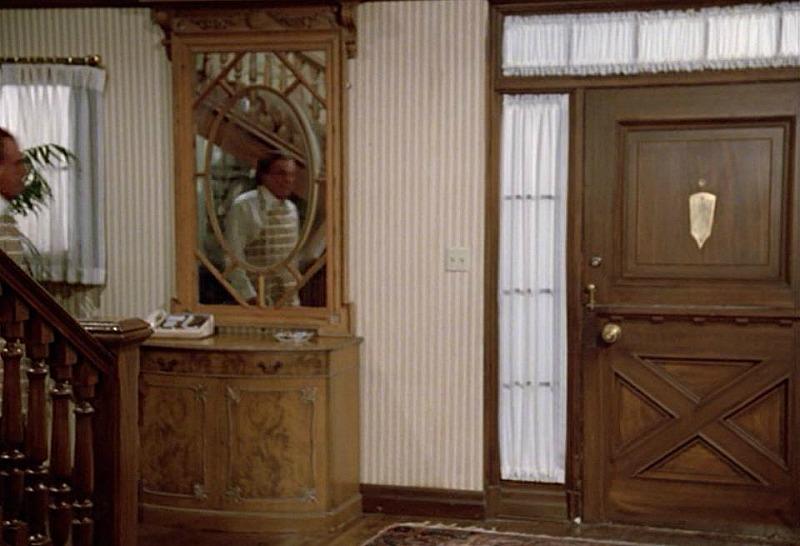 Hart to Hart TV show front door entry hall