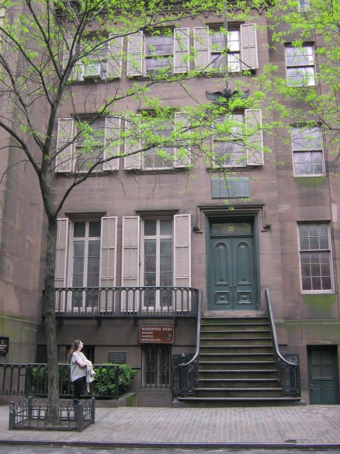 Theodore Roosevelt's Birthplace, NYC