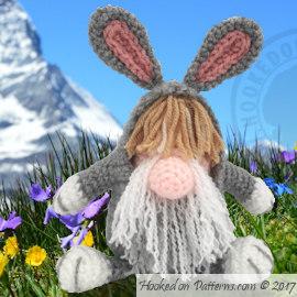Crochet Blog Bunny Gonk