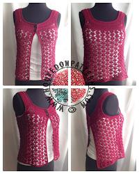 Crochet Patterns to Wear - Vest
