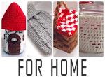 Modern Crochet Patterns For Home