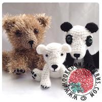 Amigurumi crochet patterns - Bear Crochet Patterns