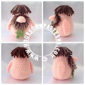 Free gonk crochet pattern - Adam Gonk Crochet Free Pattern