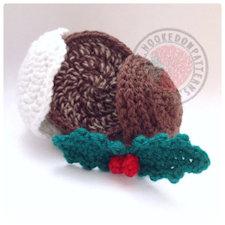 Coaster Set Crochet Pattern