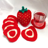 Strawberry Crochet pattern
