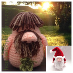 A Gonks Journey Free Crochet Pattern