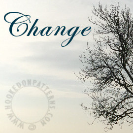 Change at Hooked On Patterns