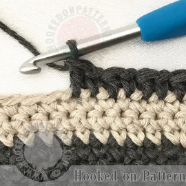 Crochet Along at Hooked On Patterns