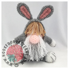 Bunny Doll Free Crochet Pattern